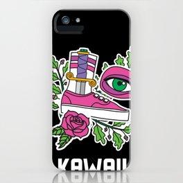 Great Kawaii Kawaii Style Japanese Japan Arts Style Cool and Cute iPhone Case