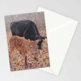 Watchful Mom Stationery Cards