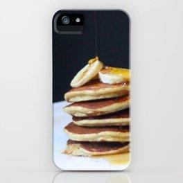 Banana Pancakes iPhone Case
