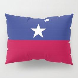 Samoa flag emblem Pillow Sham