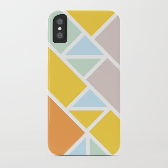 Shapes 006 Ver. 2 iPhone Case