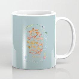The Son of Man - Luke 19:10 Coffee Mug