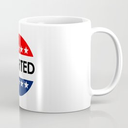 I Voted (farted) voting stinks in some elections Coffee Mug