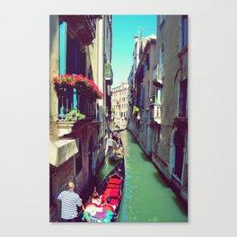when in... VENICE Canvas Print