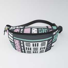Pattern Pop Fanny Pack