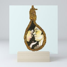 Lovers Knot Mini Art Print
