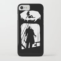 randy c iPhone & iPod Cases featuring Randy Vampire by Because Skulls