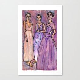 CDIV Canvas Print