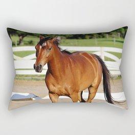 Mr. Handsome Rectangular Pillow