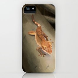Crested Wild iPhone Case