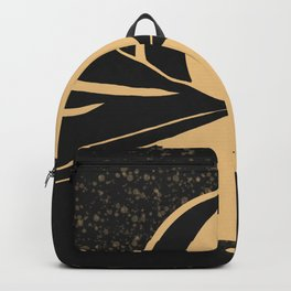 Gold Moon Backpack
