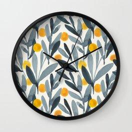 Sun dried tomatoes Wall Clock