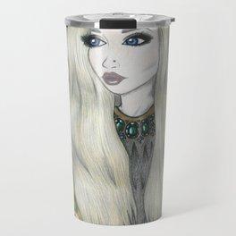 Iris. Travel Mug