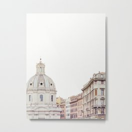 Simply Rome - Italy Travel Photography Metal Print