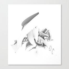 Endogfx Top Canvas Print