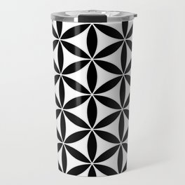 Pure Energy The Flower of Life Travel Mug
