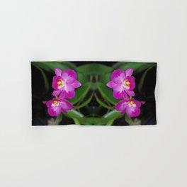 Magnificent Magenta Orchid - Ctna Capri Hand & Bath Towel