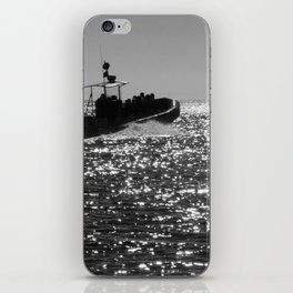Search For Whales iPhone Skin