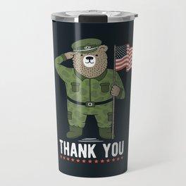 Veteran's Day Travel Mug