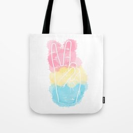 Pansexual Pride Tote Bag