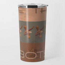 Save The Robots Travel Mug