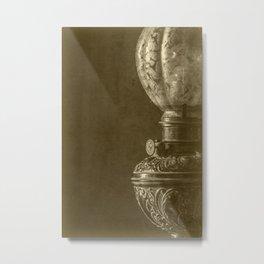 Lamp retro Metal Print