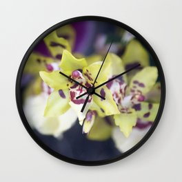 Longwood Gardens Orchid Extravaganza 74 Wall Clock