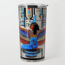 Goddess Isis Travel Mug