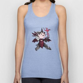 The Littlest Witch Unisex Tank Top