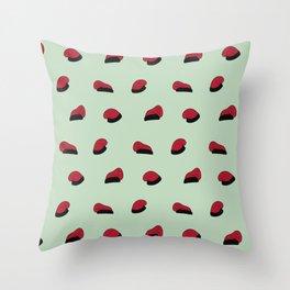 Barretines Throw Pillow