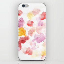 170725 Abstract Watercolour 13  |Modern Watercolor Art | Abstract Watercolors iPhone Skin
