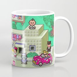 Earthbound town Coffee Mug