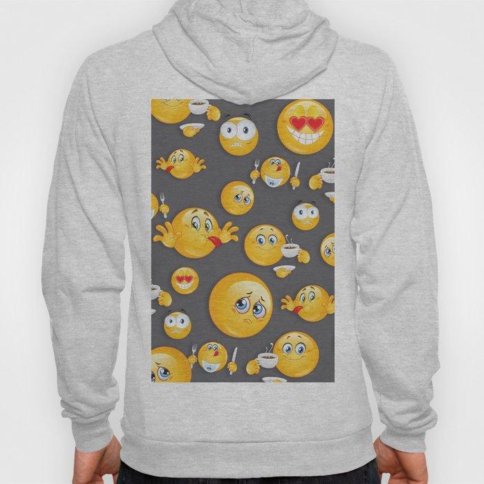 Emoji Pattern 5 Hoody