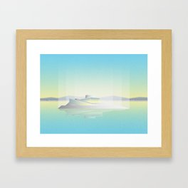 Oslo Opera House Framed Art Print