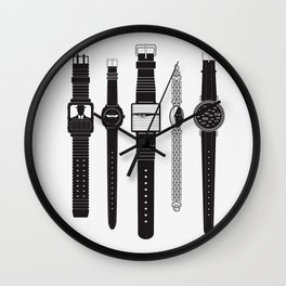 Watching V2. Wall Clock