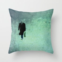 People Throw Pillow