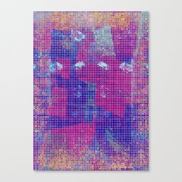 winter of the long hot summer Canvas Print