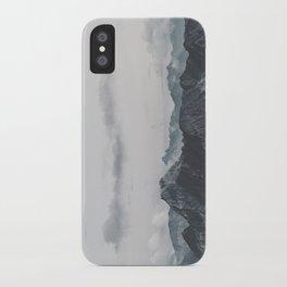Calm - landscape photography iPhone Case