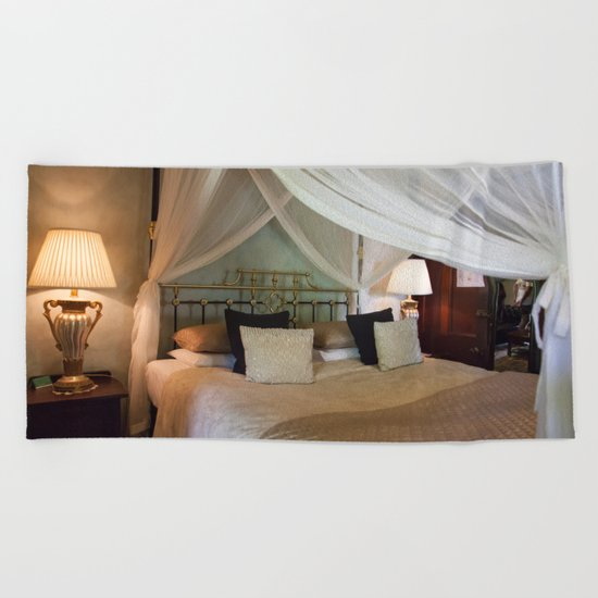 Heritage Bedroom Beach Towel