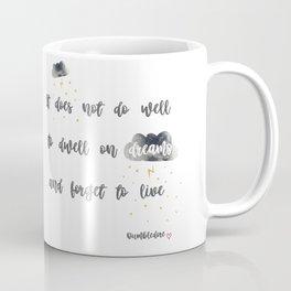 Dumbledore Quote Coffee Mug