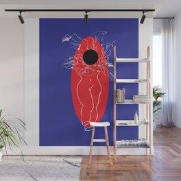 Fem I Wall Mural