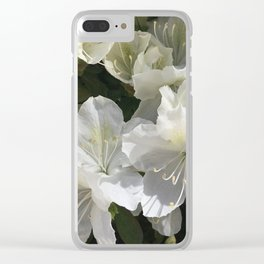 Blanche Clear iPhone Case