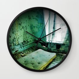 In The Bedroom Wall Clock