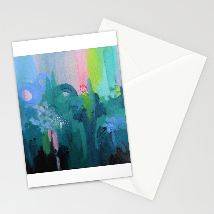 Dreamwalk 2 (variation) Stationery Cards
