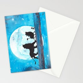 The Lion King Stencil Stationery Cards