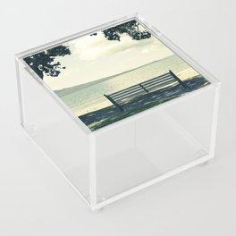 Take a Seat Acrylic Box