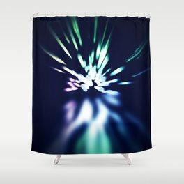 Dancing on Water Shower Curtain