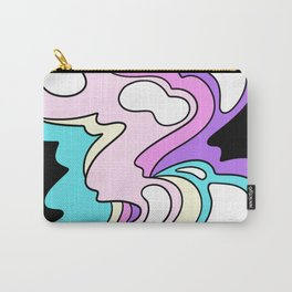 melty bubblegum Carry-All Pouch