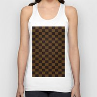 "lv Tank Tops featuring LV by ""CVogiatzi."