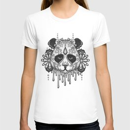 Blacksilver Panda Spirit T-shirt